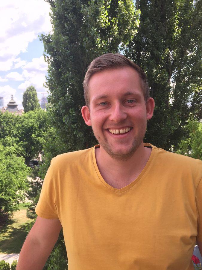 Jiří Chovaneček / Project Manager