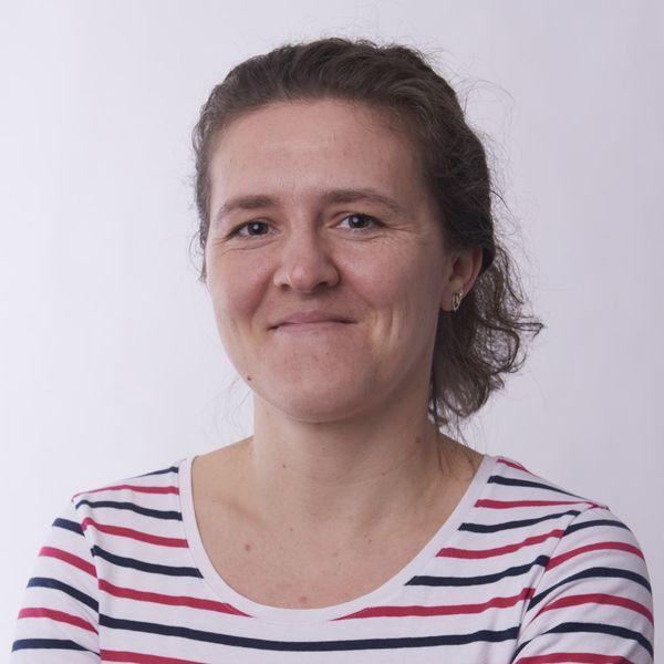 Lucia Kalmárová / Financial Manager