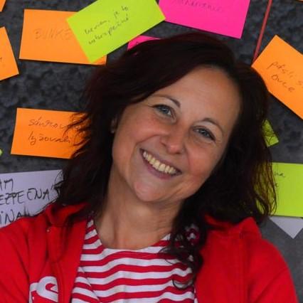 Zuza Fialová / Trainer, Analyst