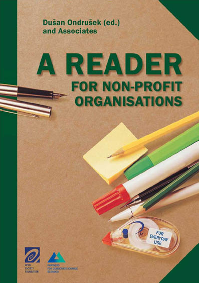 A Reader for Non-profit Organisations