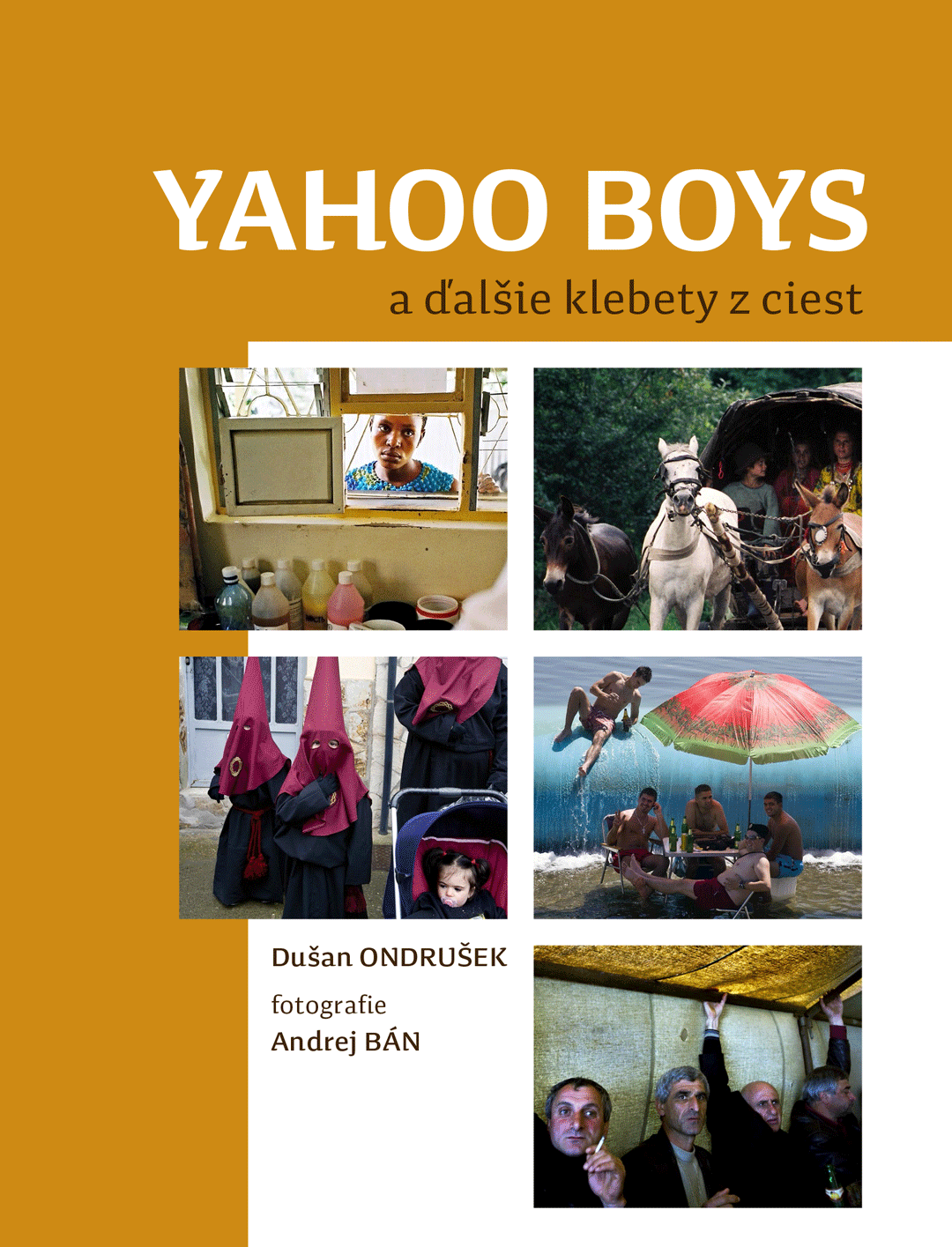 Yahoo Boys and other stories